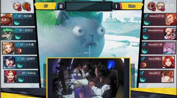 NeXT冬季赛《非人学园》QWQ杯最强学霸战队诞生!
