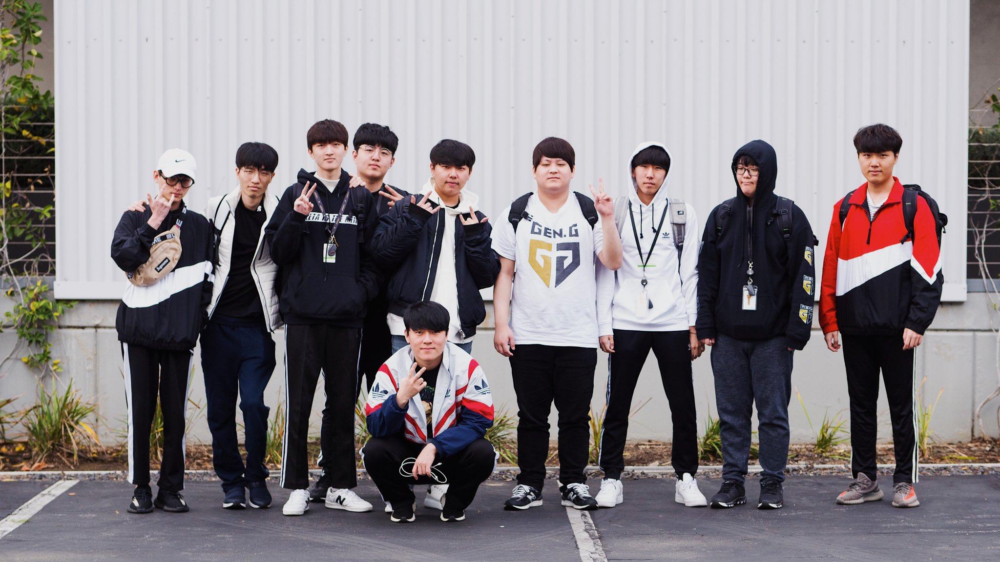 《守望先锋》OWL二赛季Seoul Dynasty/首尔王朝战队成员介绍