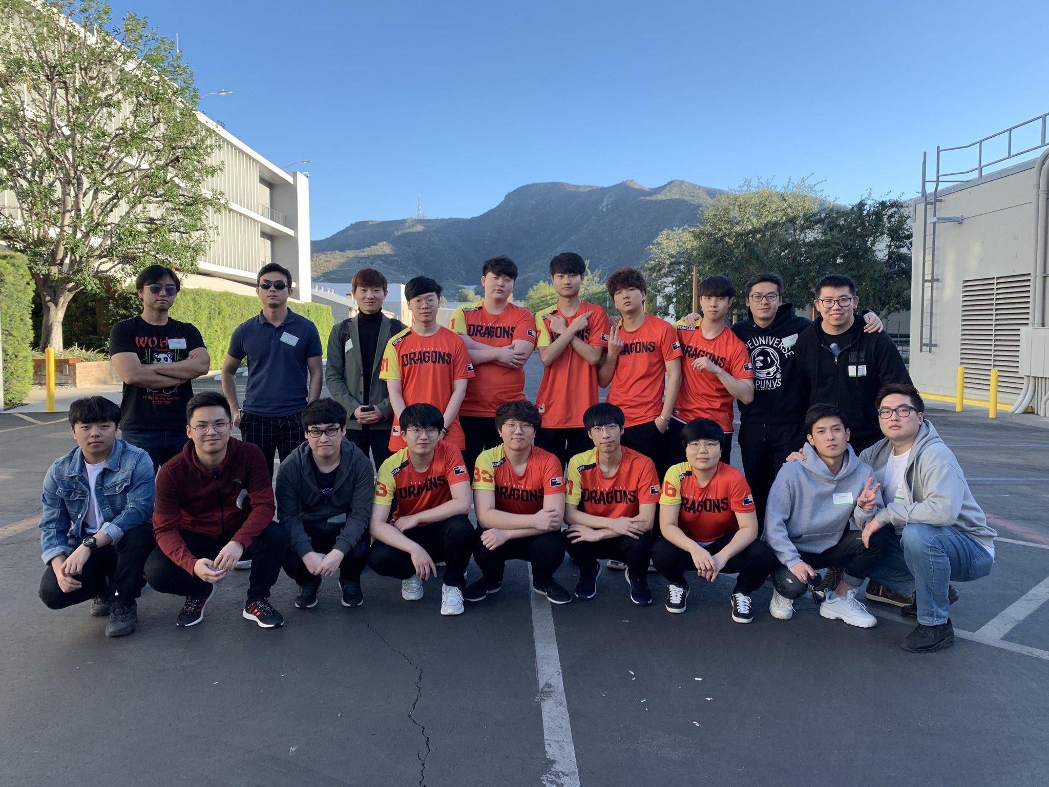 《守望先锋》OWL二赛季Shanghai Dragons/上海龙战队成员介绍