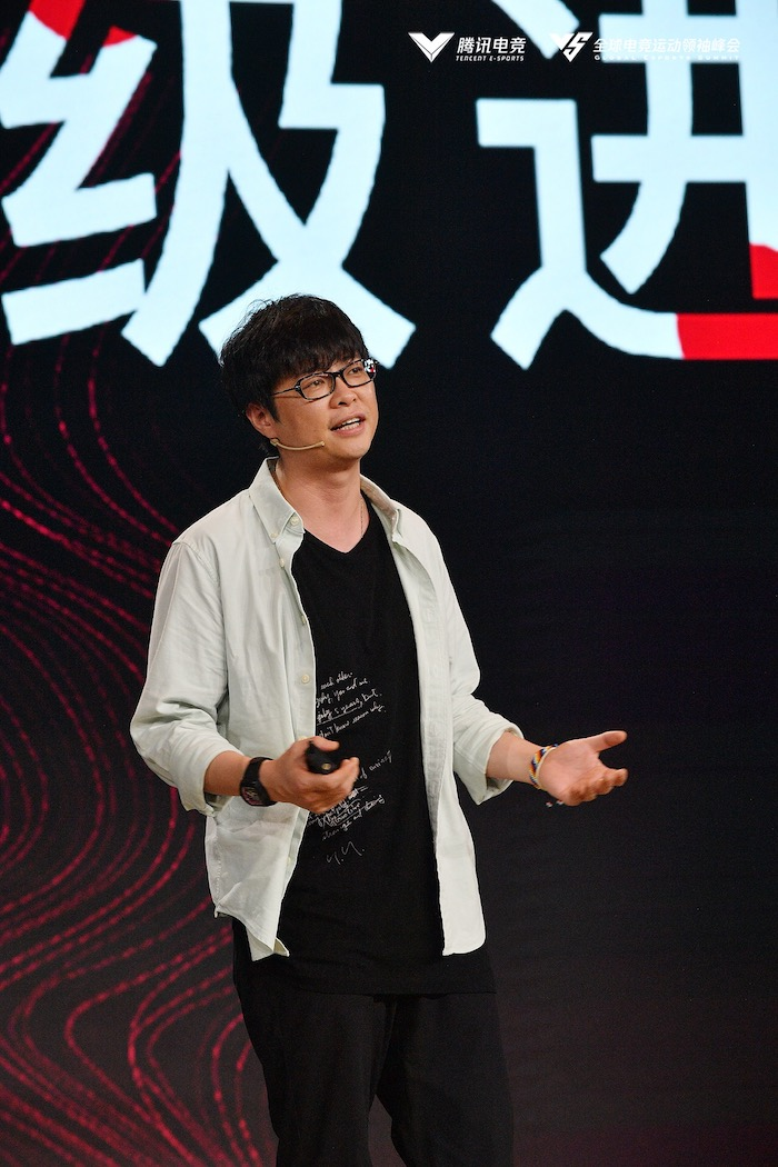 量子体育VSPN CEO应书岭:深耕运营 积极出海,助力中国电竞走向世界