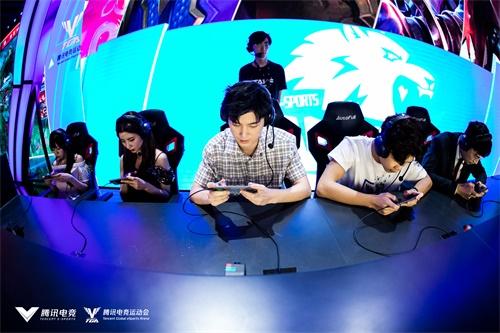 历经9年沉淀 腾讯电竞运动会首个总决赛于西安启航!