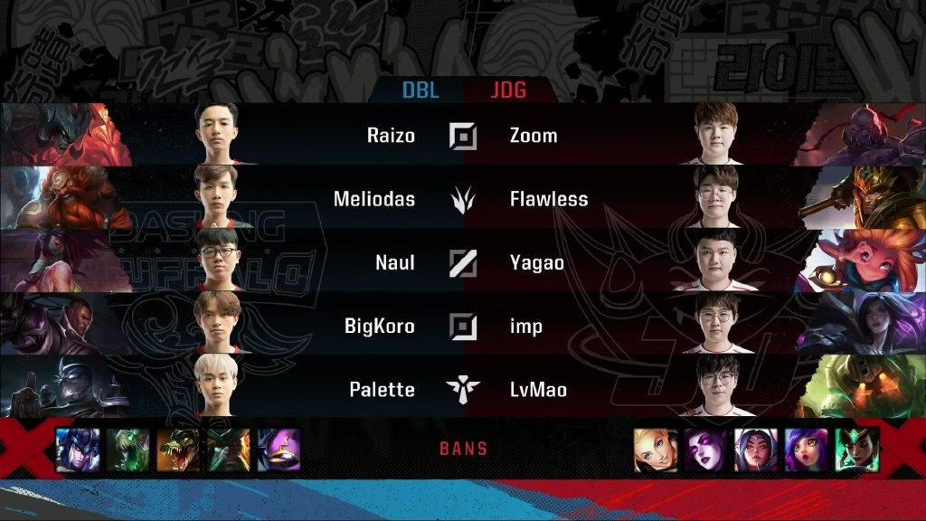 《LOL》亚洲对抗赛正式开赛 JDG为LPL拿下首胜