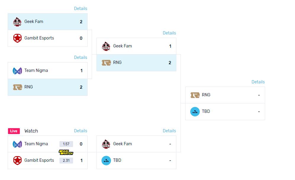 《DOTA2》布克维Minor RNG战胜老液体和Geek晋级总决赛