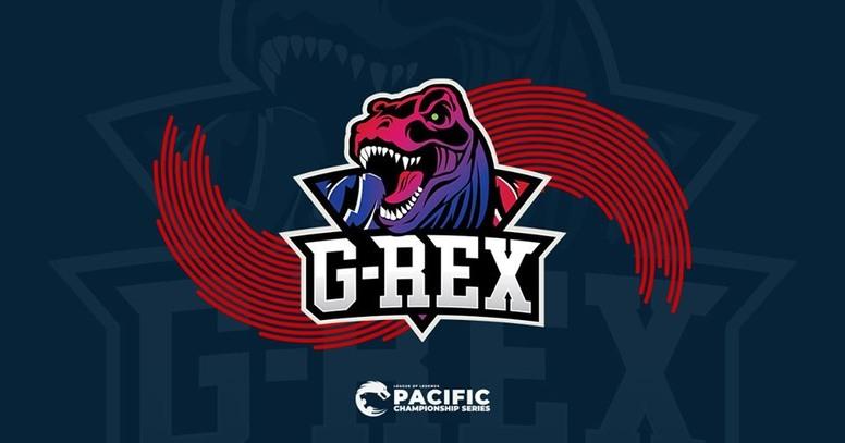 《英雄联盟》G-Rex战队宣布退出本年度PCS联赛