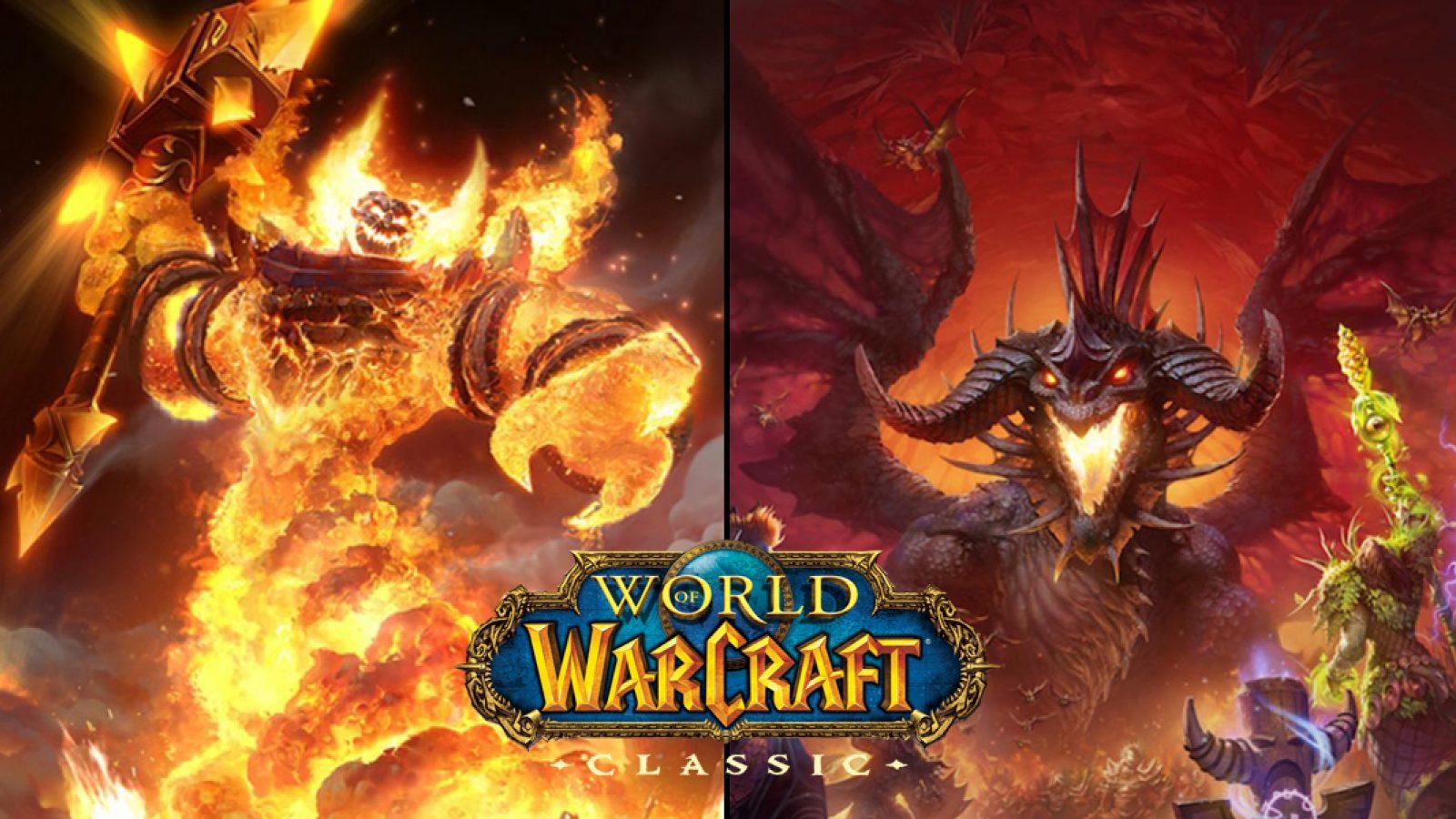 《魔兽世界》怀旧服角色转移28日结束 新一轮时间未定