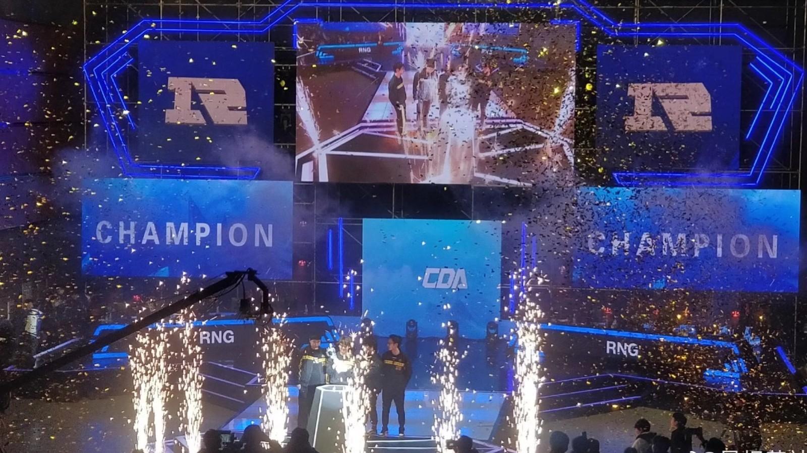 虎牙《DOTA2》冬季邀请赛竣事 RNG 3:2 Aster夺冠