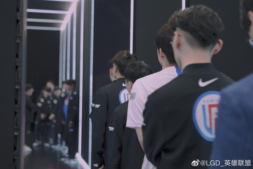 网传LGD俱乐部陷入假赛调查 LGD发布正式辟谣声明
