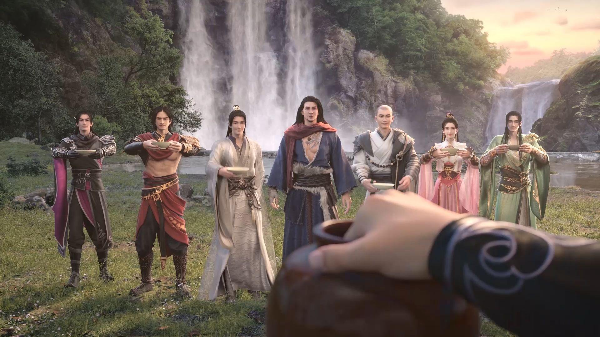 《天龙八部·归来》评测:你熟悉又陌生的江湖