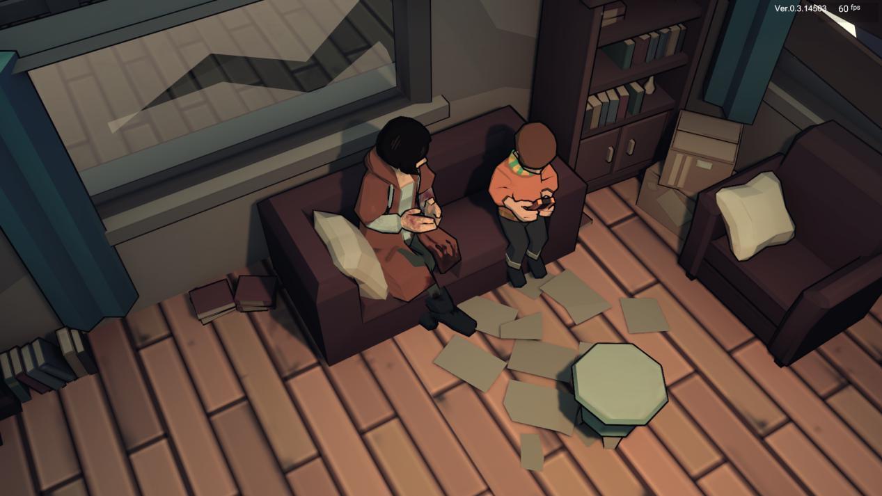WeGame游戏之夜:亲子求生、武侠断案、赛博朋克
