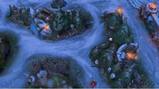 《英雄联盟》雪地无限大乱斗即将上线 冰雪节无