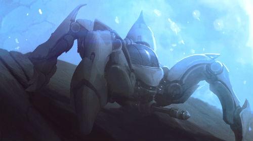 星际争霸龙骑士重回战场:菲尼克斯将加入风暴英雄