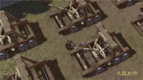 千人大军对垒攻城 《泰亚史诗》热血攻城战开启