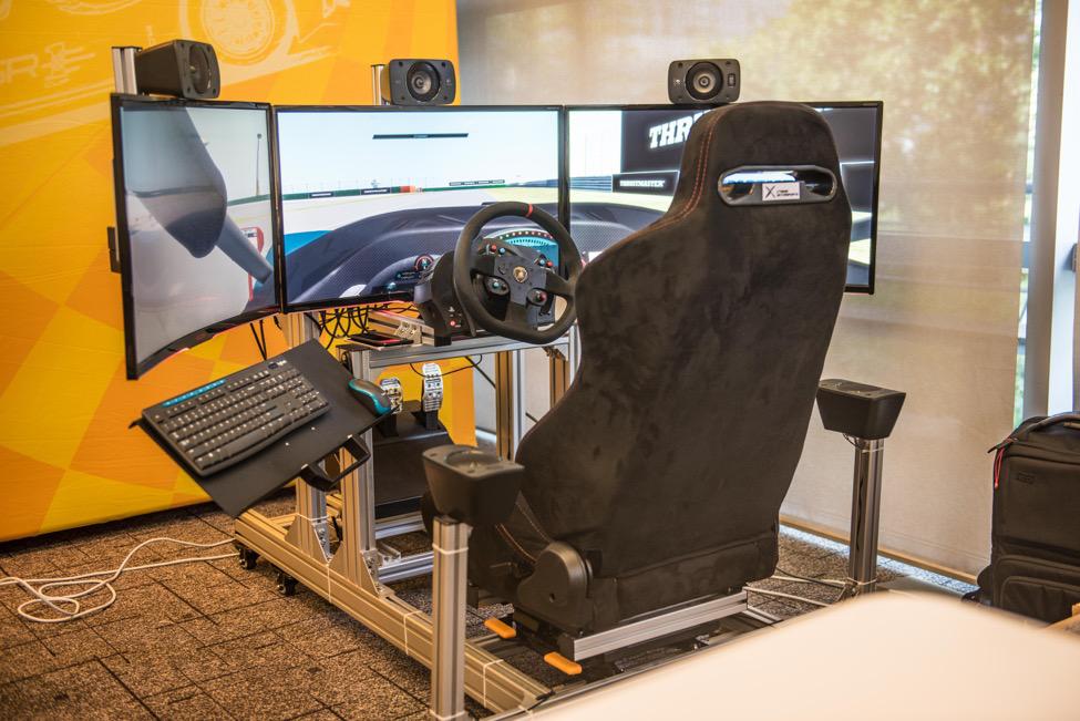 这不是游戏,这是模拟赛车 – KTM 模拟赛车冠军赛