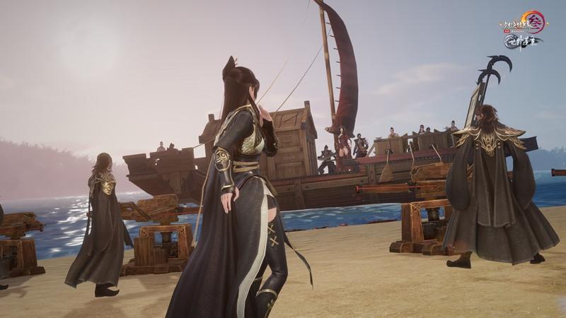 玩法晋级 《剑网3》100级世界BOSS与大事情首曝
