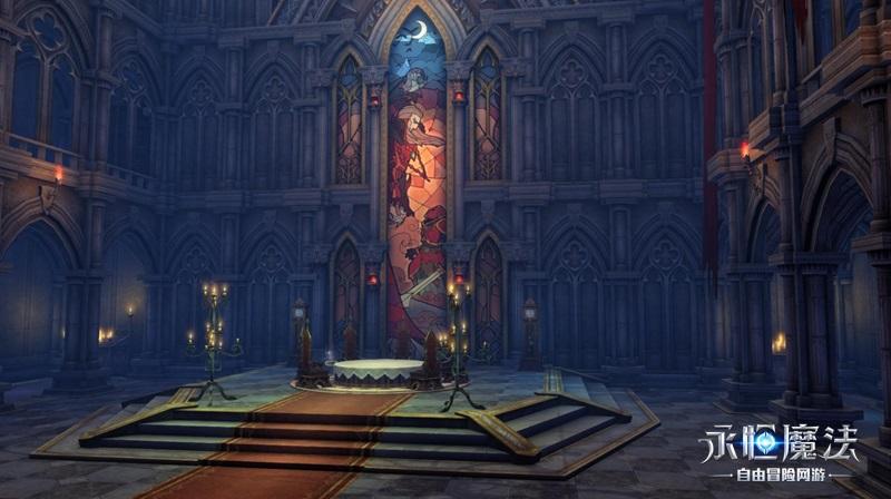 地狱级古堡探秘!《永恒魔法》首开60级混沌副本
