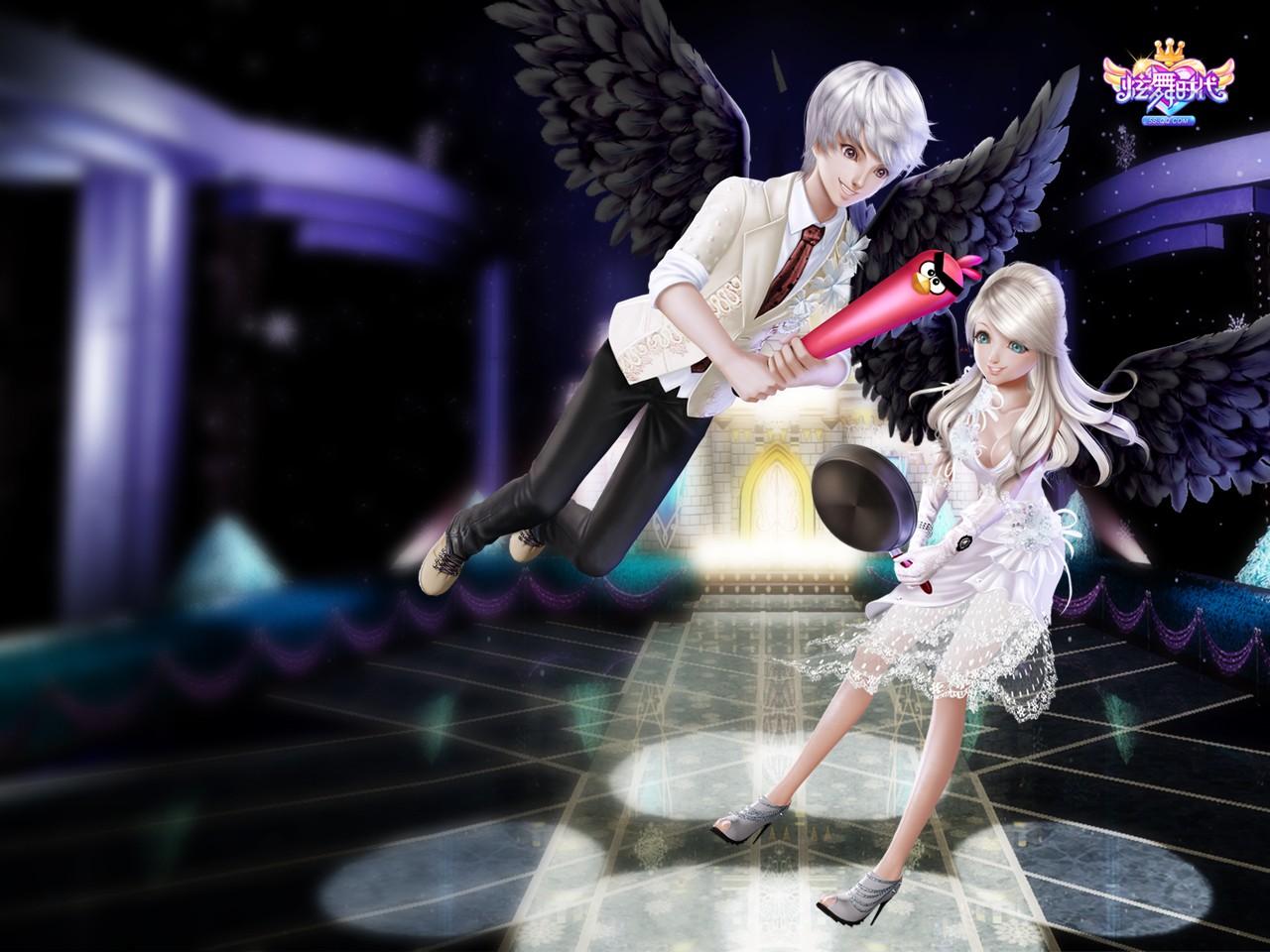 《炫舞时代》十二月公民专属礼来袭,每周有惊喜!