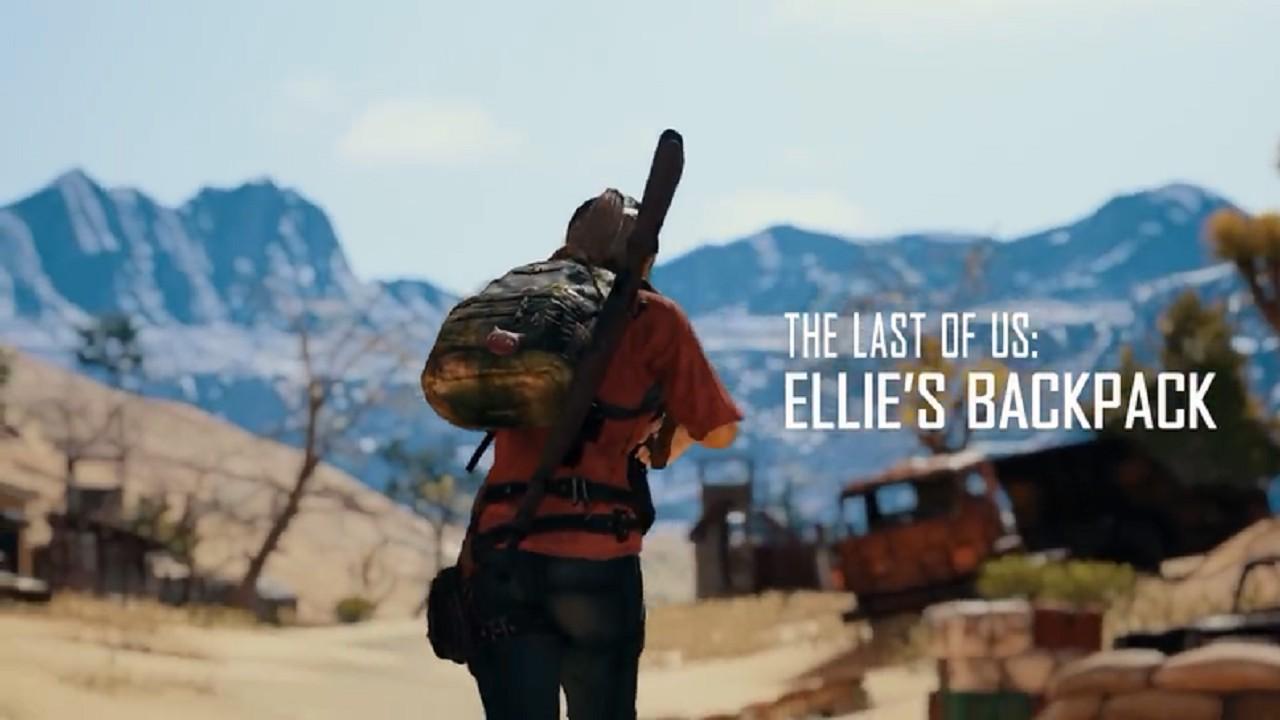 《绝地求生》PS4版独占皮肤演示 艾莉与德雷克联手吃鸡