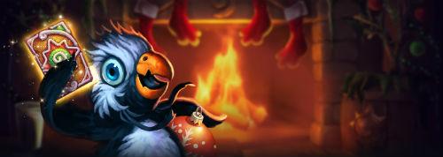 《炉石传说》冬幕节活动限时开启,完成任务得卡背和卡包_迅游网游
