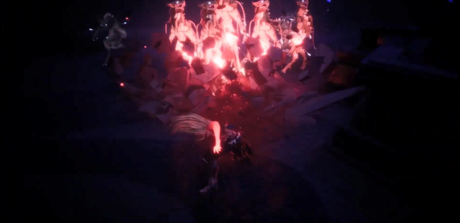 "3D版DNF!开发商neople公布虚幻4MMO""BBQ"""