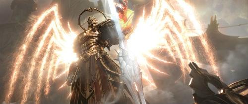 勇气的化身!暗黑大天使英普瑞斯即将加入《风暴英雄》