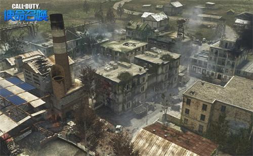 《使命召唤Online》起源之战1.17上线 异变风暴第零章开启