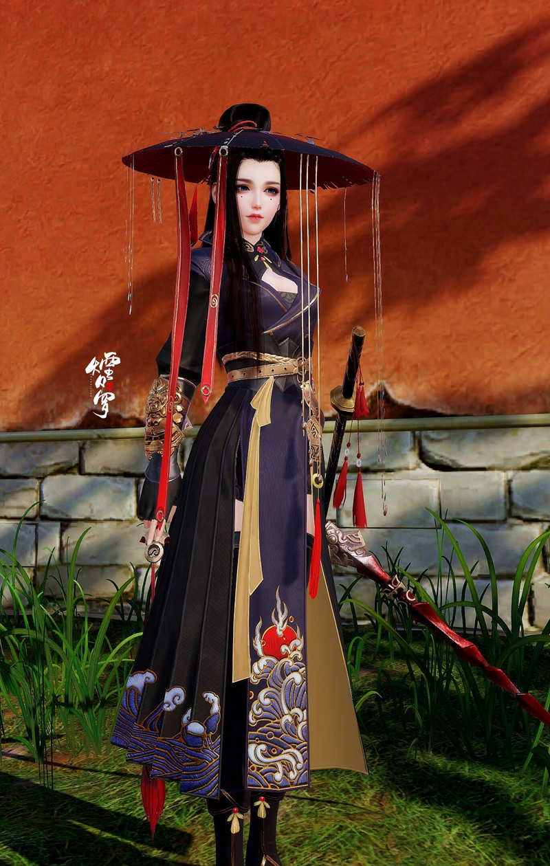 《剑网3》春节庆典全新外观返图 你换上新装了吗