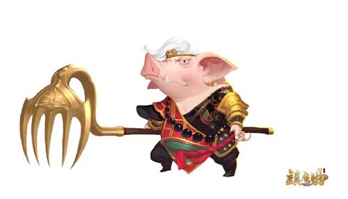 福猪神装,现金秒收装备 《镇魔曲》锦鲤红包版即将上线