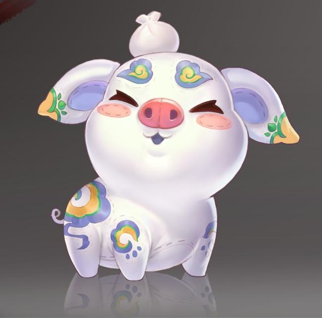 快领养你的超级神猪!《梦幻西游》电脑版小程序与你乐享梦幻年