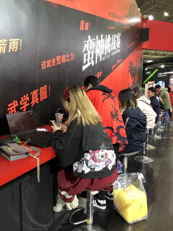《最终幻想14》2019开门红 机遇临门AT武汉人气火爆