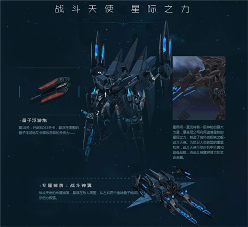 逆战携手漫威再推新版本 银河战舰战斗天使带你开启星际之旅