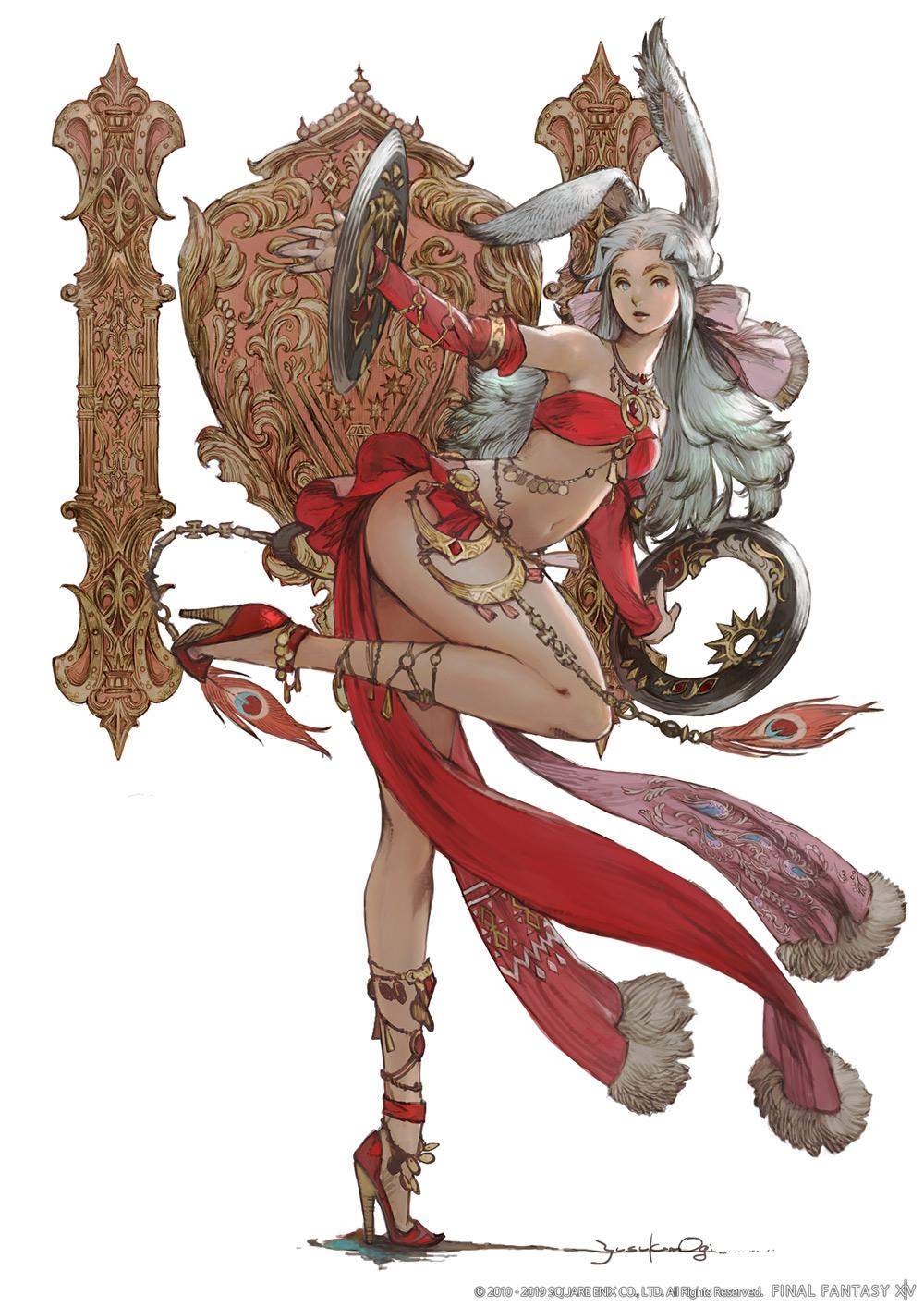 《最终幻想14》新资料片《漆黑的反逆者》世界新职业