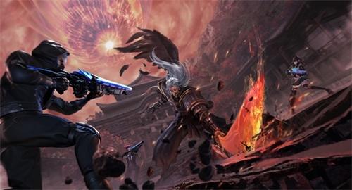 逆战新版本炼狱重生战火重燃 人神之战志在弑神