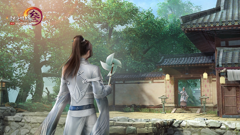 《剑网3》四月剧情大片抢先爆料 内含新外装彩蛋