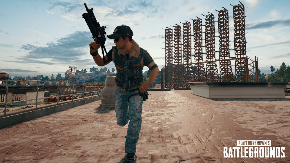 《绝地求生》第28轮更新公告 新增武器熟练度系统