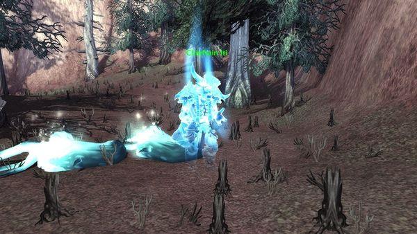 《魔兽世界》8.2新PTR补丁上线 牛头人传承套装任务线开放