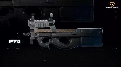 热血上脑,见人就扫!《无限法则》新枪P90剧透
