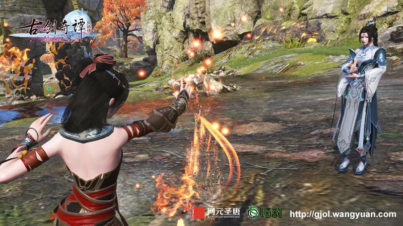 修仙战斗好旋律,《古剑奇谭网络版》含《乌诏葬歌》的首张音乐专辑发布