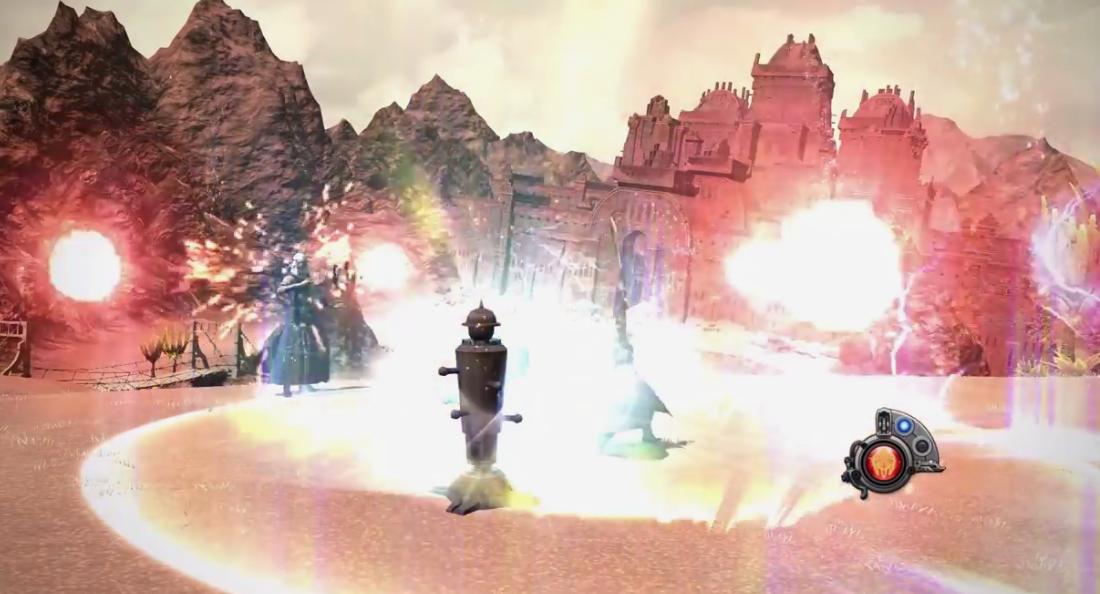 《FF14》新5.0资料片《漆黑的反逆者》全职业演示