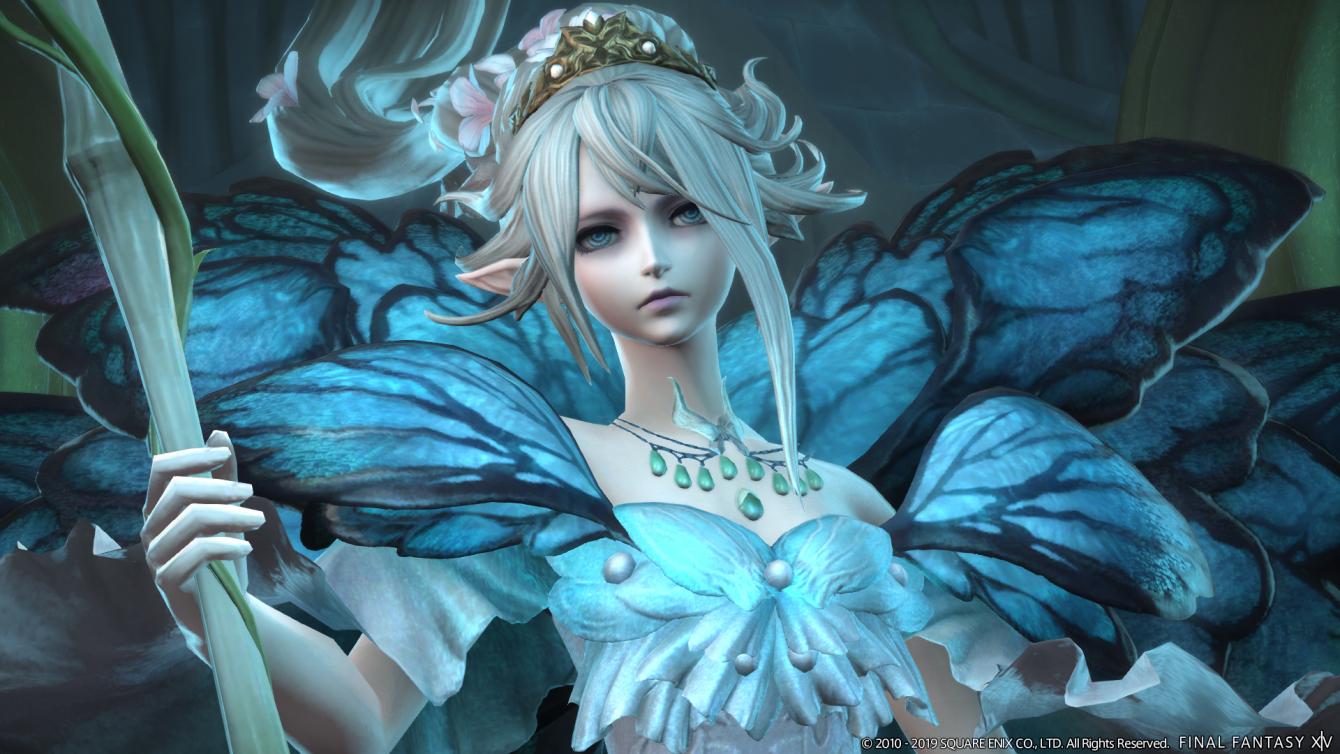 《最终幻想14》资料片蓄势待发 玩家总数突破1600万