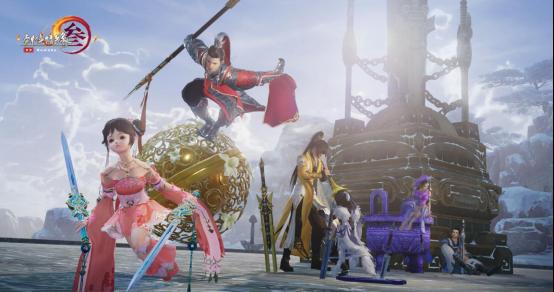 《剑网3》WeGame新服预约破百万!6月20日开启!