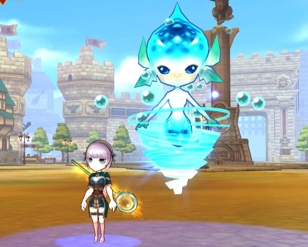 《玩偶联盟》水之女神菲拉斯,强大实力所有者v