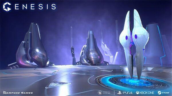 《Genesis》:创世之战即将开启 预约开抢绝版限定大礼