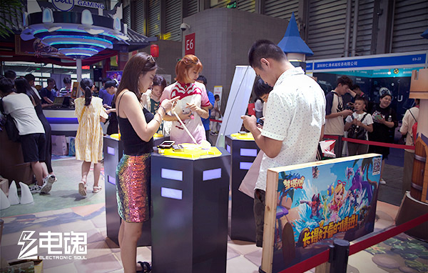 玩咖齐聚 盛况空前!2019CJ电魂展台精彩全纪录