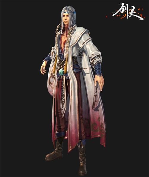 《剑灵》携手漫画《一品芝麻狐》合作定制幻影石 七夕限定时装已上线