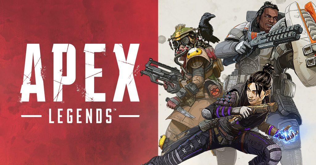因枪击事件 美国电视台中止转播《Apex英雄》比赛