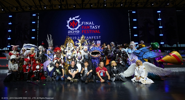 《最终幻想14》FANFEST盛况空前 5.0国服10月15日上线