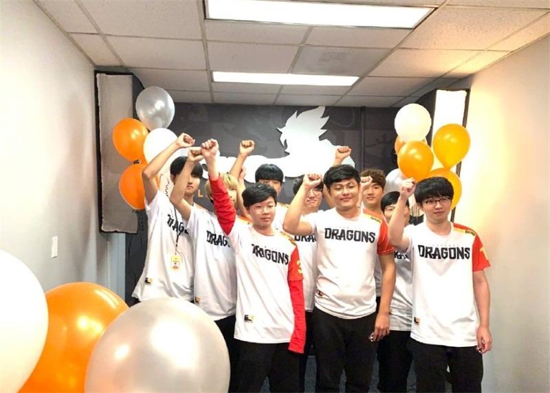 上海龙之队守望先锋联赛第二赛季征程结束 这是终点亦是起点!