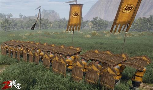 《战意》麾下兵团各有所长,善用兵者统御四方!