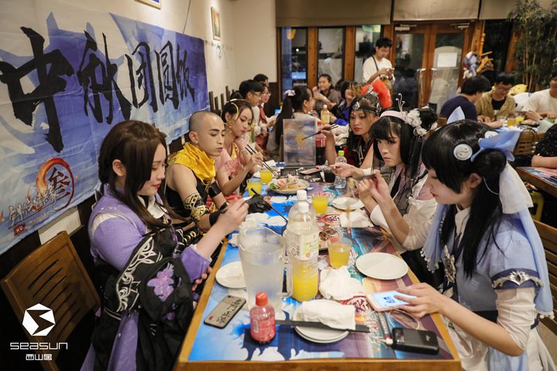 《剑网3》参展东京电玩展 线下聚会回顾