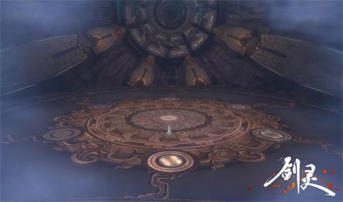 征服古代泰天冥王 《剑灵》全新12人本太初王座开放挑战